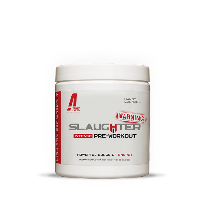 Atomic Slaughter 35sv - Supplement Xpress Online