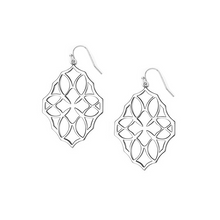 Load image into Gallery viewer, BELIEVER SMALL CROSS EARRINGS