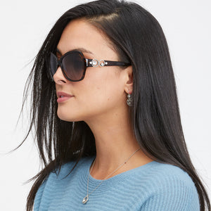 BRIGHTON Crystal Halo Sunglasses