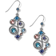 Load image into Gallery viewer, Halo Aurora French Wire Earrings