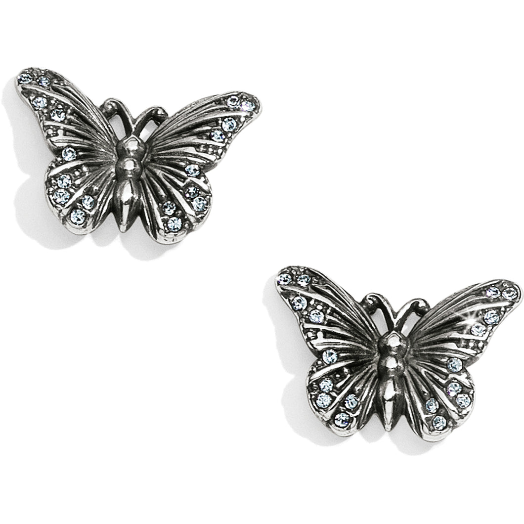 BRIGHTON Solstice Butterfly Post Earrings