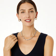 Load image into Gallery viewer, Meridian Two Tone Necklace