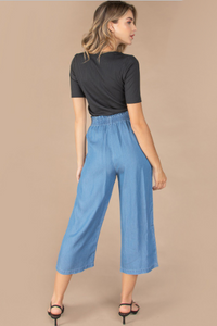'Sitting on the Dock of the Bay' Culottes