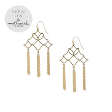 Load image into Gallery viewer, SOUTHERN CHARM TASSEL EARRINGS