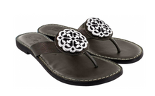 Load image into Gallery viewer, BRIGHTON Alice Sandal-Pewter
