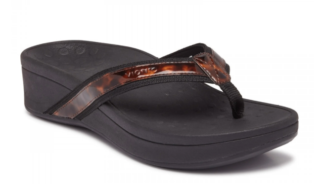 VIONIC Hightide Sandals-Tortoise