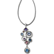 Load image into Gallery viewer, Halo Aurora Drop Necklace