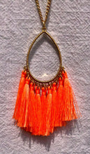 Load image into Gallery viewer, Tassel Fringe Necklace