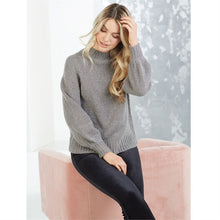 Load image into Gallery viewer, Liara Lurex Sweater