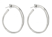 Load image into Gallery viewer, UNO DE 50 Ohmmm...Hoop Earrings
