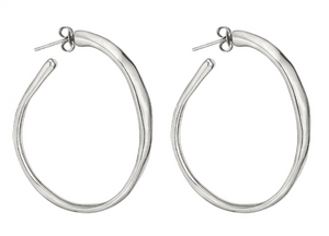 UNO DE 50 Ohmmm...Hoop Earrings