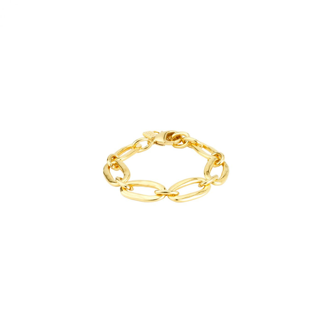 UNO DE 50 Awesome Bracelet-Gold