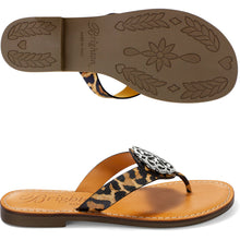Load image into Gallery viewer, BRIGHTON Alice Sandal-Leopard