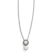 Load image into Gallery viewer, BRIGHTON Twinkle Double Drop Necklace