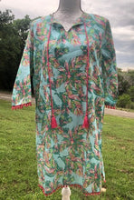 Load image into Gallery viewer, Panama Blue Tunic