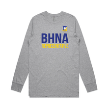 Load image into Gallery viewer, BHNA Long Sleeve - Grey