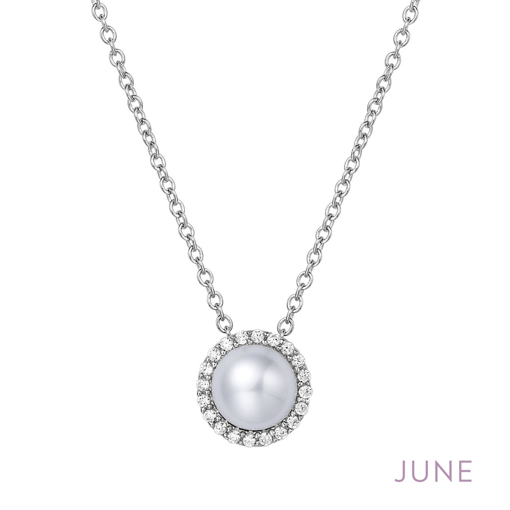 Pearl Necklace, June Birthstone