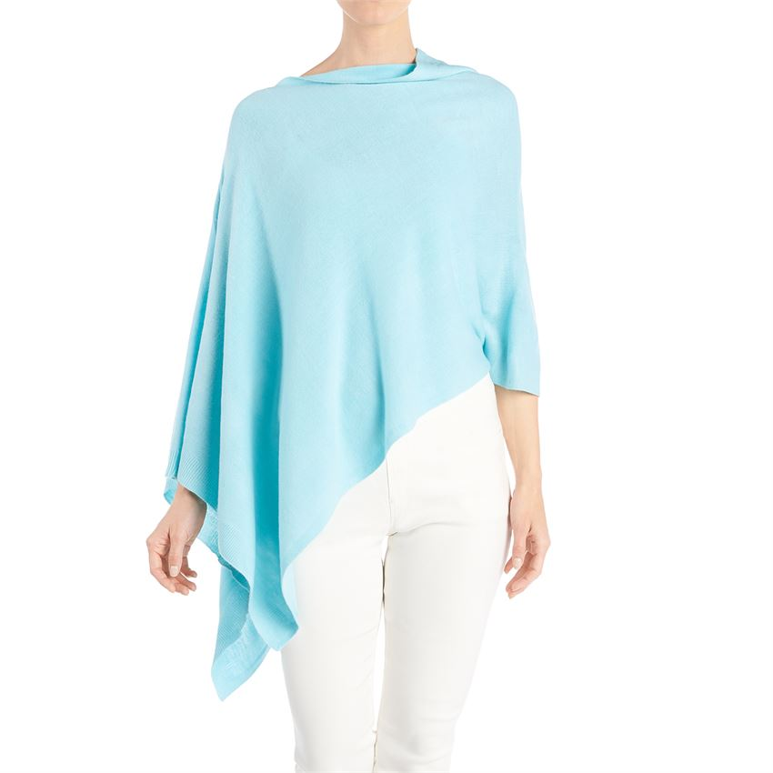 Spring Poncho - Various Colors