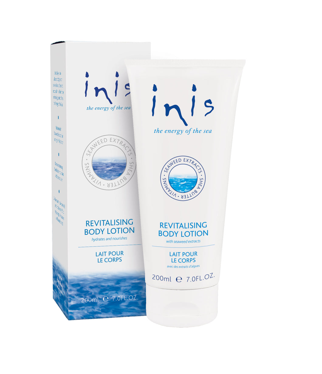 Inis, the Energy of the Sea, Revitalizing Body Lotion, 7 fl. oz