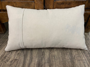 City + Latitude/Longitude Pillow - Made to order