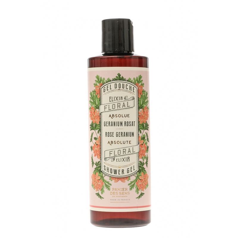 Rose Geranium - Shower Gel, 250ML