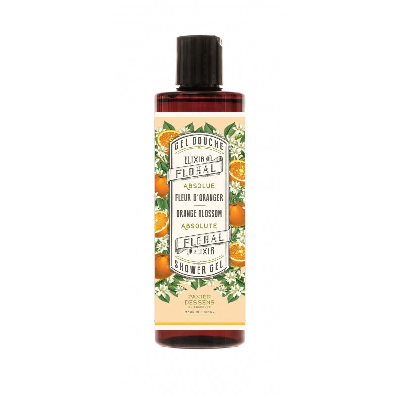 Orange Blossom - Shower Gel, 250ML