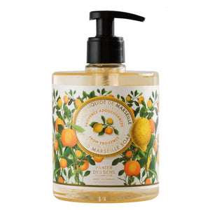 Soothing Provence Liquid Marseille Soap