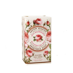 Rejuvenating Rose - Extra Gentle Soap, 150G