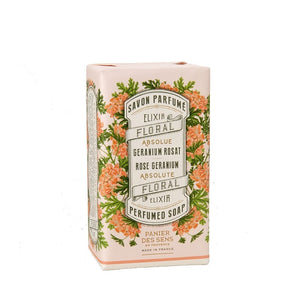 Rose Geranium - Perfumed Soap, 150G