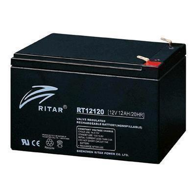 Rechargeable Battery 12V 12AH for Player and Plus Models - Spinshot Sports US