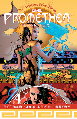 Promethea The Deluxe Edition Hardcover Volume 02