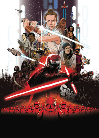 Star Wars Rise Of Skywalker Graphic Novel b