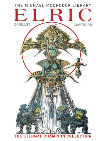 Moorcock Lib Elric Eternal Champion  Vol 1