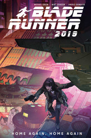 Blade Runner b Volume 03 Home Again Home Again