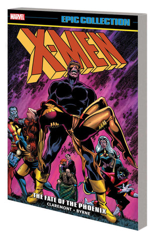 X-Men Epic Collection Fate Of Phoenix b