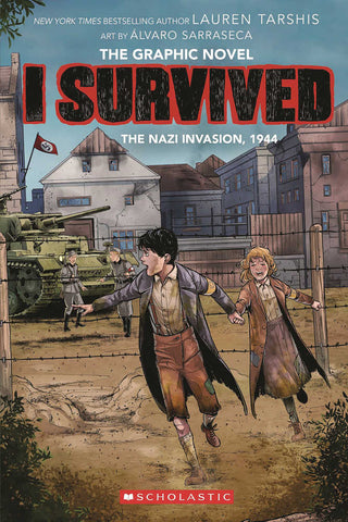I Survived  Vol 3 Nazi Invasion 1944