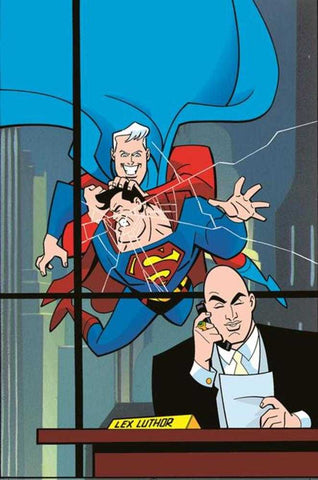 Superman Adventures Lex Luthor Man Of Metropolis TPB