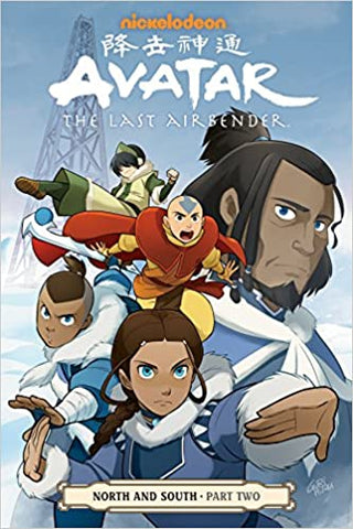 Avatar: The Last Airbender Vol. 14 North And South Part 2