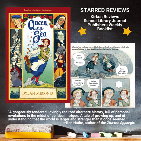 Queen of the Sea Learn-At-Home Pack (Grades 5-8)