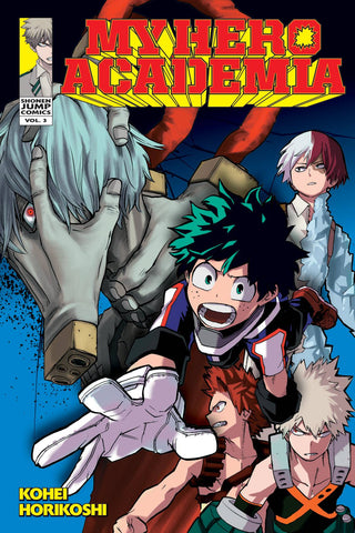 My Hero Academia Vol. 03 (C: 1-0-1)