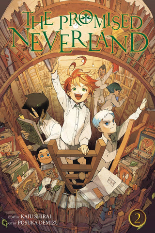 Promised Neverland Vol. 02 (C: 1-0-1)
