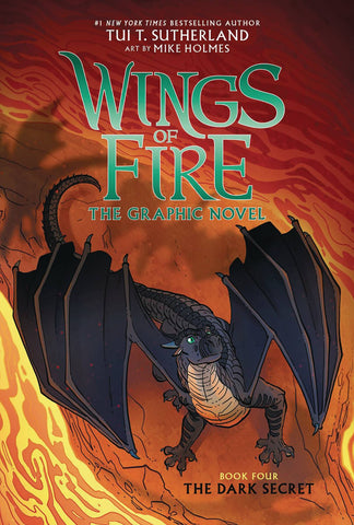 Wings Of Fire Sc  Vol 04 Dark Secret