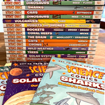Science Comics Learn-At-Home Packs (Grades 3-6)