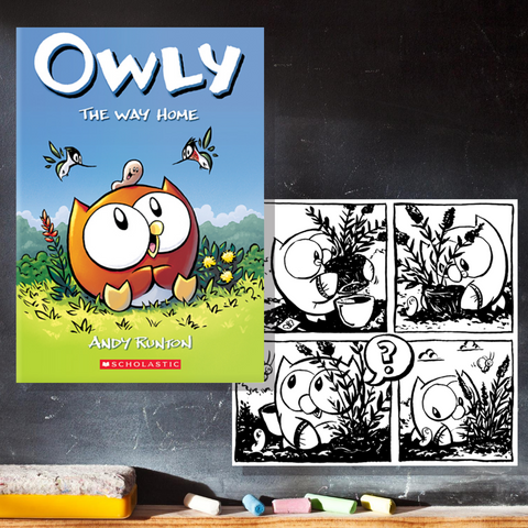 Owly Learn-At-Home Pack (Grades 1-2)