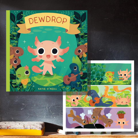 Dewdrop Learn-At-Home Pack (Grades 1-3)