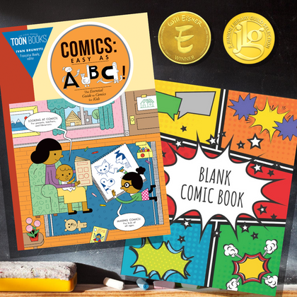 Comics Education Learn-At-Home Pack (Grades 1-5)