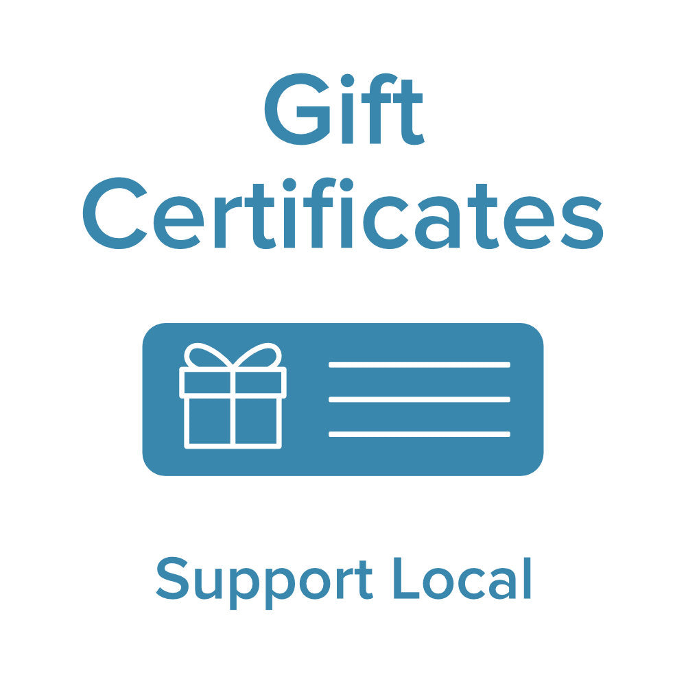 Add-on: Gift Certificates