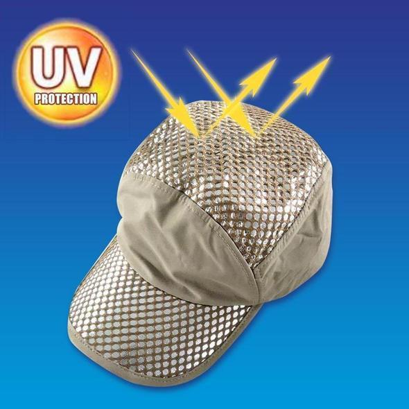 Anti-UV Sunstroke-Prevented Cooling Hat (Half price of the second piece)