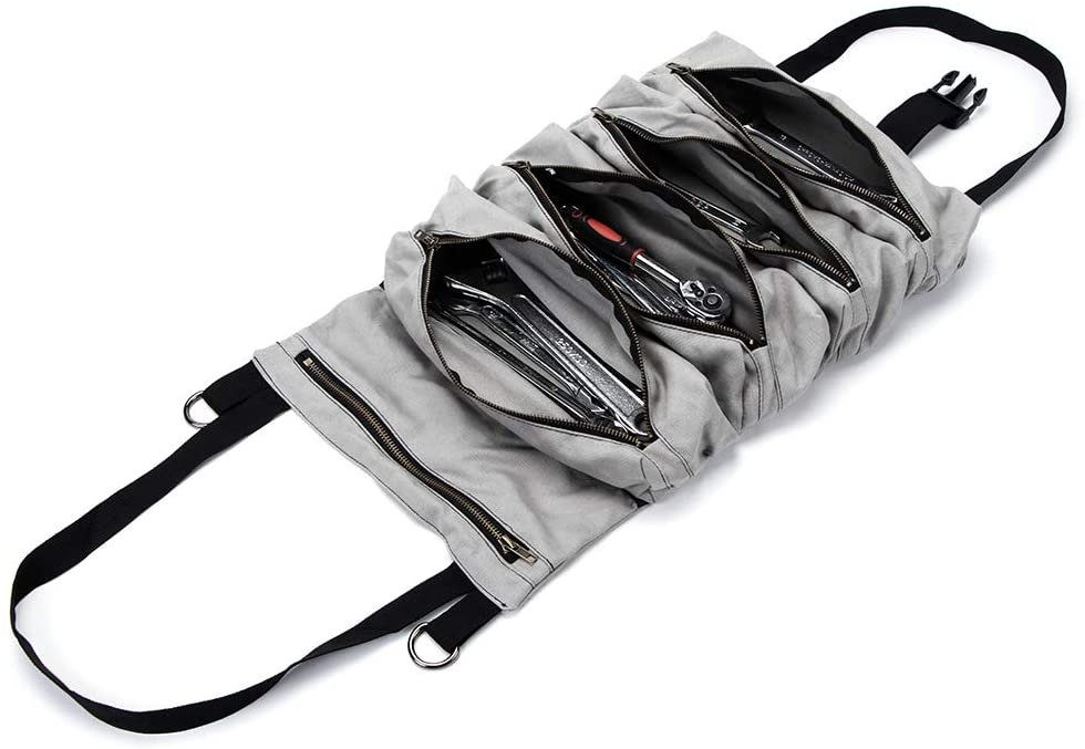 Multi-purpose Tool Roll Up Bag