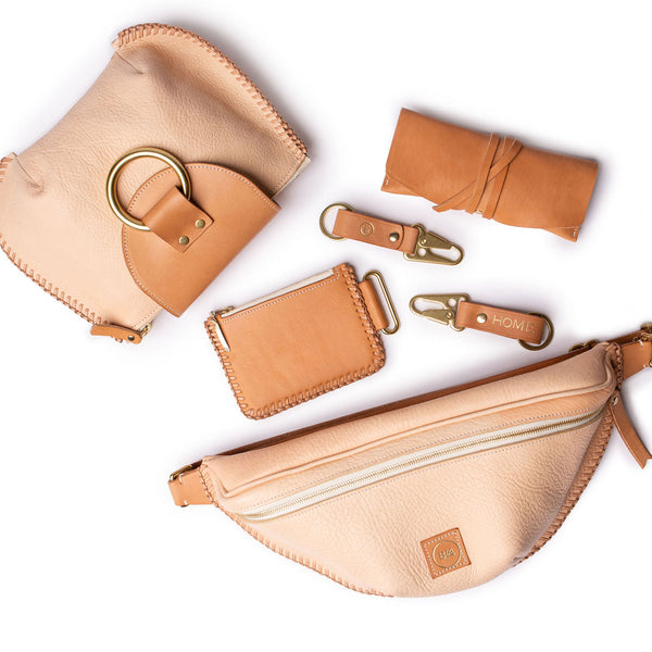 Vegetable-tanned Leather